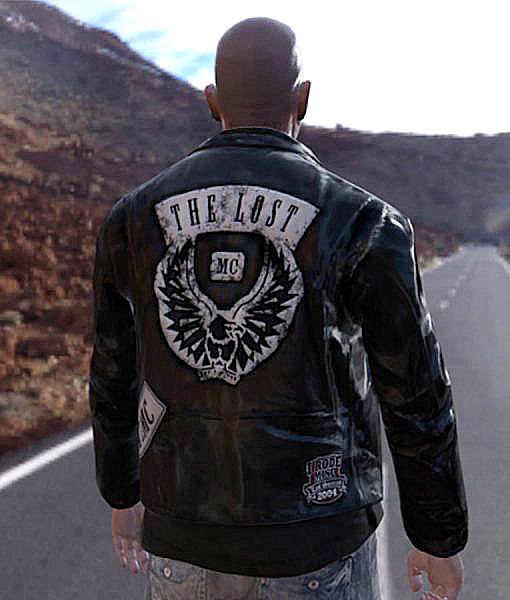 Gta The Lost Mc Johnny Leather Jacket