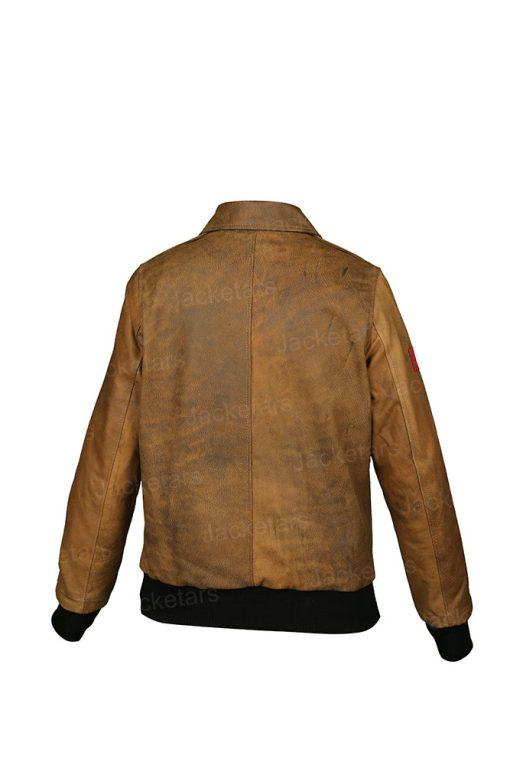 Jessica Barden Alyssa Oversized Jacket