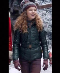 Kate The Christmas Chronicles 2 Jacket