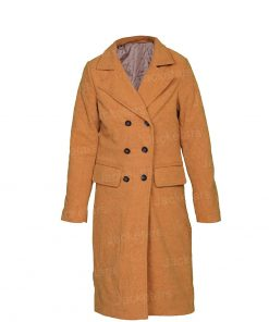 Love Guaranteed Susan Camel Coat