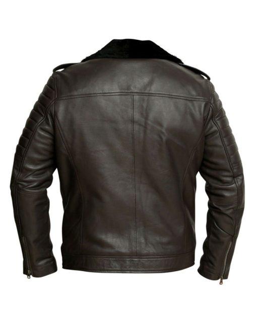 Mens Motorcycle Shearling Black Jacket.jpg