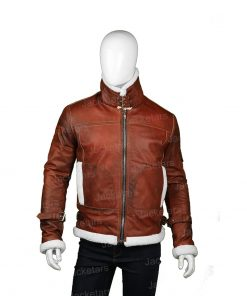 Mens RAF B3 Aviator Shearling Jacket