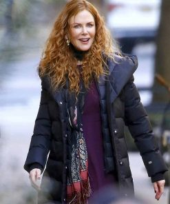 Nicole Kidman The Undoing Puffer Coat