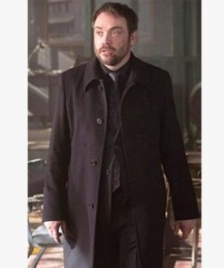 Supernatural Crowley Brown Coat
