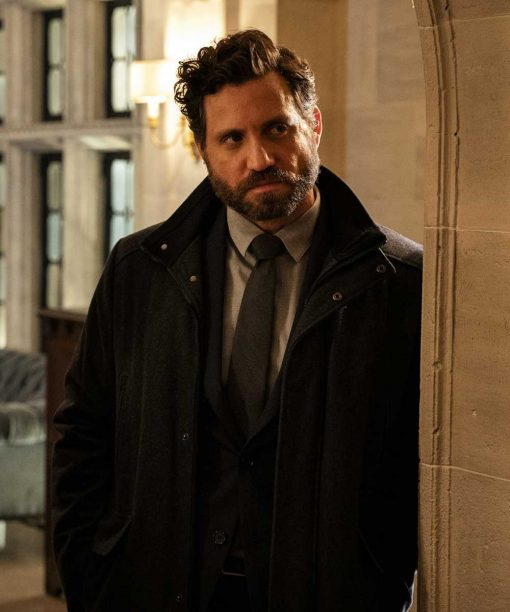 The Undoing Detective Joe Mendoza Black Coat