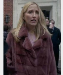 The Undoing Sally Morrison Fur Coat