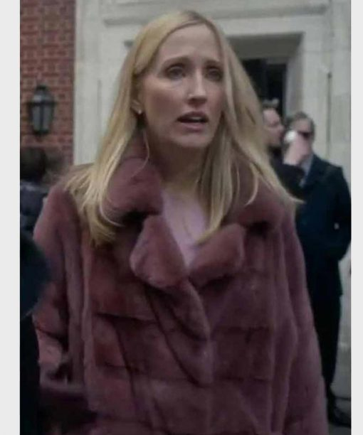 The Undoing Sally Morrison Fur Coat