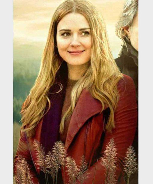 Melinda Monroe Virgin River Red Jacket