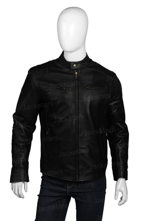 Mugen High And Low Racing Team Leather Jacket