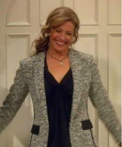 Nancy Travis Last Man Standing Blazer