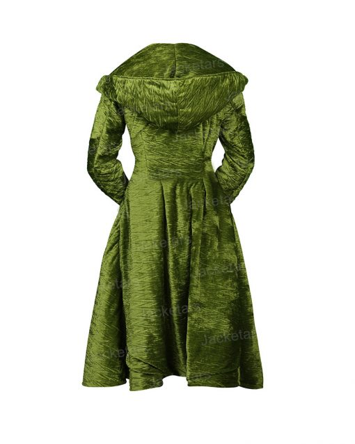 Nicole Kidman The Undoing Green Coat