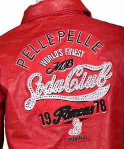Pelle Pelle Logo Jacket