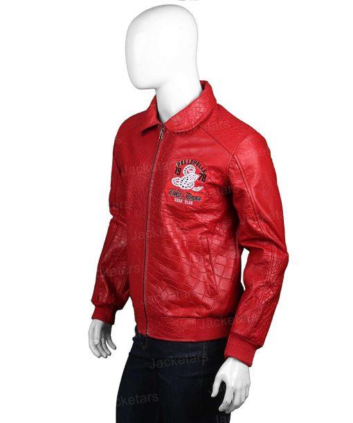 Pelle Pelle Soda Club 1978 Leather Jacket