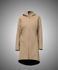 Virgin River Melinda Monroe Beige Coat