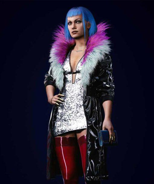 Evelyn Parker Cyberpunk 2077 Coat