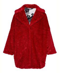 Katy Keene Lucy Hale Red Coat