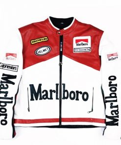 Marlboro Racing Leather Jacket