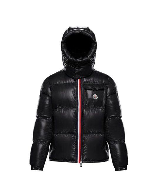 Mens Black Puffer Jacket