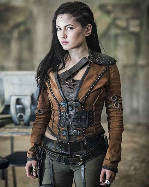 The Shannara Chronicles Eretria Jacket