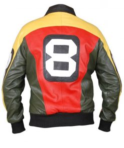 8 Ball Michael Hoban Jacket