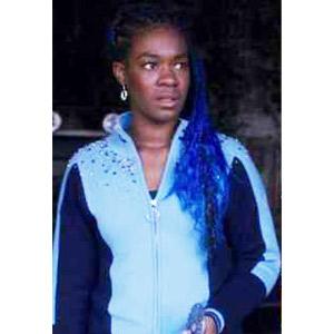 Fate The Winx Saga Aisha Blue Studded Jacket