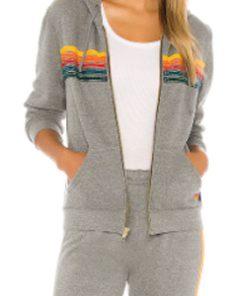 Fate The Winx Saga Bloom Grey Hooded Jacket