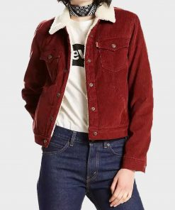 Heartland Amy Fleming Shearling Jacket