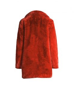 Liza Lapri The Equalizer Melody Fur Jacket