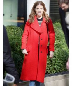 Love Life Darby Red Coat