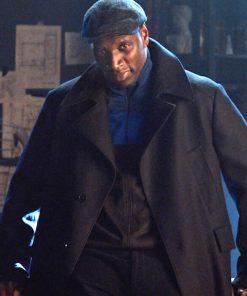 Lupin Omar Sy Trench Coat
