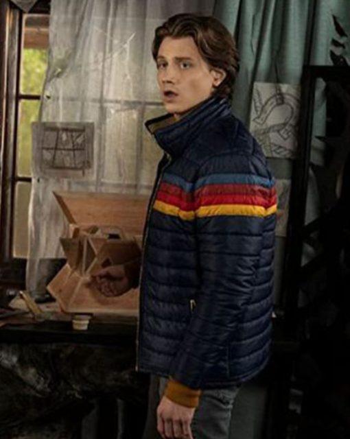 Nancy Drew Ace Puffer Jacket