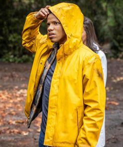 Nancy Drew Ned Nickerson Hooded Jacket