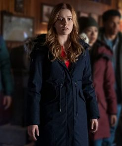 Nancy Drew Parka Coat