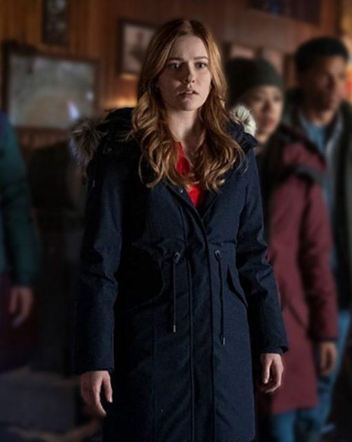 Nancy Drew Parka Coat