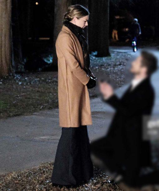 Nicolette Nevin The Resident Brown Coat