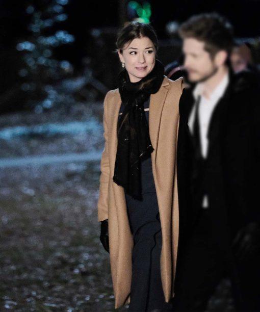Nicolette Nevin The Resident Coat