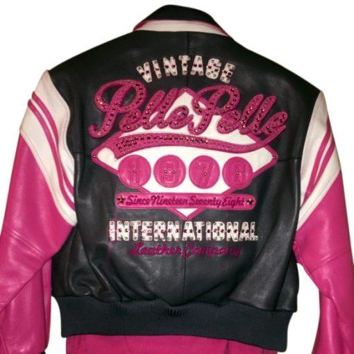 Pelle Pelle Pink Leather Jacket