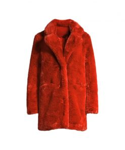 The Equalizer Melody Fur Jacket