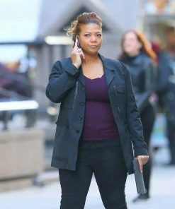 The Equalizer Queen Latifah Black Jacket
