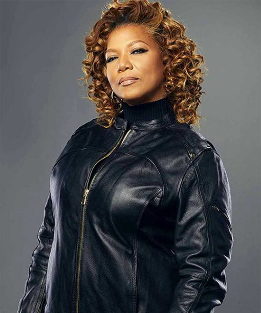 The Equalizer Queen Latifah Leather Jacket