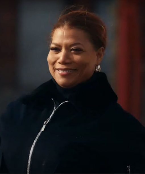 The Equalizer Robyn McCall Black Jacket