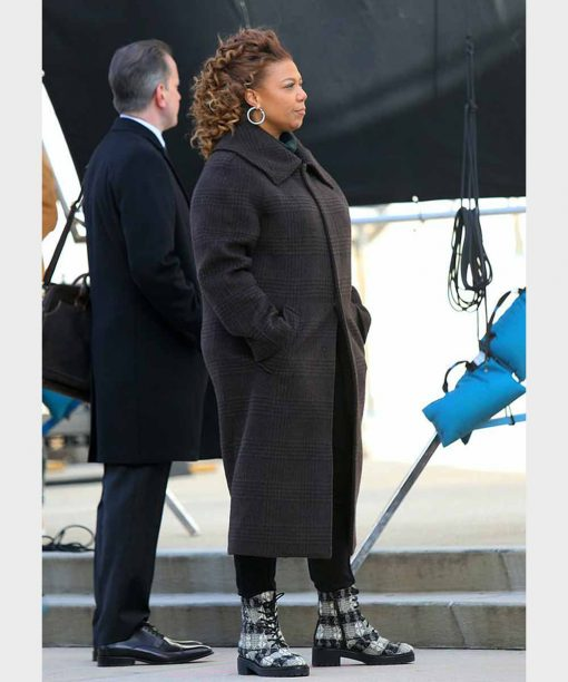 The Equalizer Robyn McCall Coat