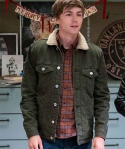 13 Reason Why Alex Standall Jacket