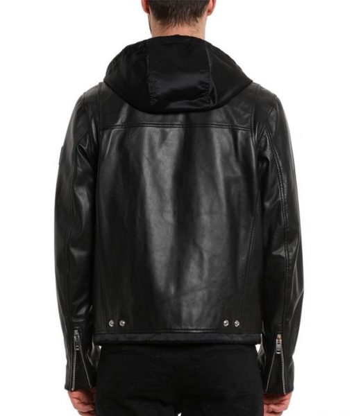 13 Reasons Why Zach Dempsey Leather Jacket
