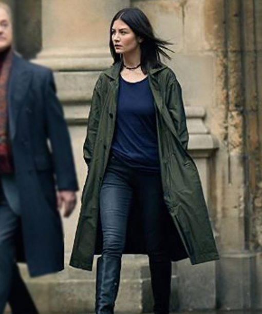 A Discovery of Witches Satu Coat
