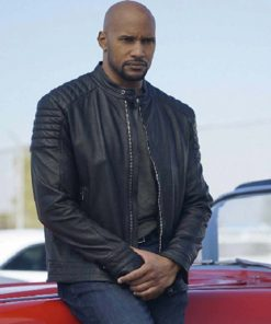 Agents of Shield Alphonso Mackenzie Black Jacket