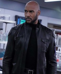 Alphonso Mackenzie Agents of Shield Jacket