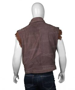 Barret Wallace Brown Vest