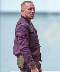 Batroc Purple Jacket
