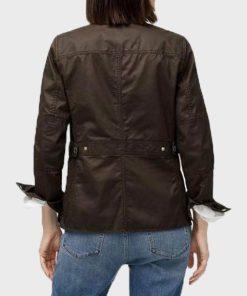 Beth Boland Brown Jacket